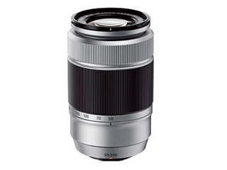 FUJIFILM フジフイルム XC50-230mmF4.5-6.7 OIS II S(シルバー) フジノンレンズ Xマウントズームレンズ ※受注発注商品のため、キャンセル不可