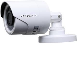 DXアンテナ デルカテック/HD-TVIビュレットカメラ SMT20CW1