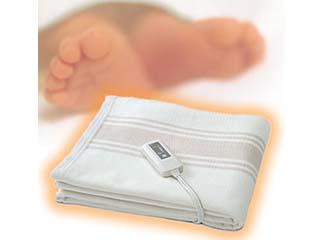 Zenken/ゼンケン ZB-OC101SGT 電磁波カット 電気掛敷き オーガニックコットン毛布