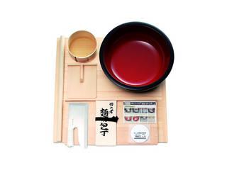 HOUNEN/豊稔企販 麺打セット 雅(そば・うどんDVD付) A-1550