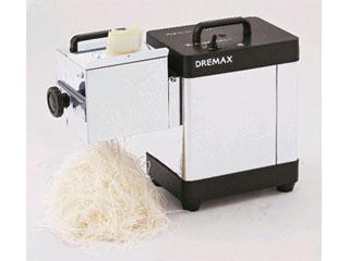 DREMAX/ドリマックス DX-88P 電動 白髪ネギシュレッダー 白雪姫【刃物ブロック2.5mm仕様】