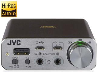 JVC/Victor/ビクター SU-AX01 ハイレゾポータブルヘッドホンアンプ