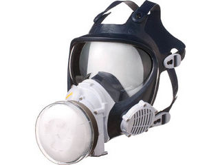 SHIGEMATSU/重松製作所 【代引不可】電動ファン付呼吸用保護具 本体Sy185(フィルタなし)(20650) Mサイズ SY185-M