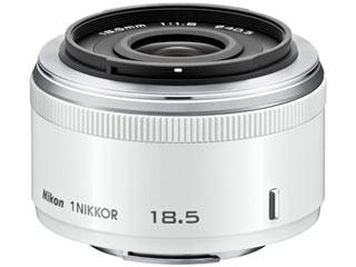 Nikon/ニコン 1 NIKKOR 18.5mm f/1.8 (ホワイト)