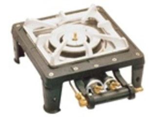 ※こちらはLPガス専用になります。 ASAHISUNRED/アサヒサンレッド 【as】テーブルコンロ MD-701/1連・マッチ点火 LPガス