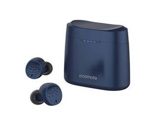 Padmate Padmate 完全ワイヤレスイヤホン Tempo T5 Plus Bay Blue PM16551