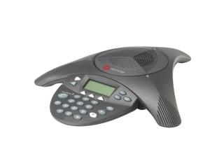 Polycom/ポリコム 【小規模から中規模会議室向け】電話会議システム SoundStation2 ディスプレイ有 PPSS-2-BASIC
