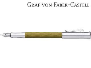 グラフフォンファーバーカステル ギロシェ オリーブグリーン FP (F) 145251