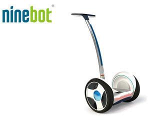 メーカー在庫限り! NINEBOT/ナインボット NINEBOT E ナインボットエリート (シルバー×ホワイト) メーカー直送品のため【単品購入のみ】【クレジット決済のみ】 【沖縄・離島不可】【時間指定不可】商品になります。