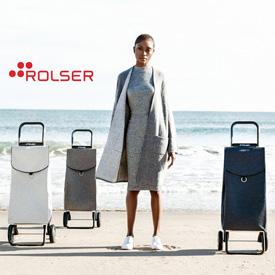 ROLSER/ロルサー エコマク ショッピングカート