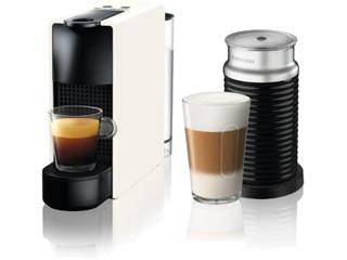 【nightsale】 Nespresso/ネスプレッソ C30WHA3B ネスプレッソ エッセンサミニバンドルセット【ピュアホワイト】