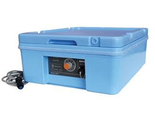 【代引不可】熱研 電子保温コンテナ 1075XB (10L シャリ2升)