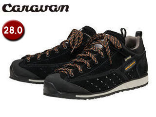 キャラバン/CARAVAN 0011240-190 GK24-GORETEX 【28.0】 (ブラック)