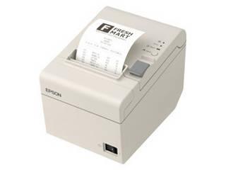 EPSON/エプソン サーマルレシートプリンター/80mm・58mm/有線LAN/クールホワイト TM202E137