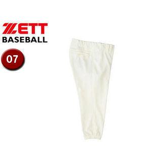 ZETT PROSTATUS/ゼットプロステイタス BU508CP-3100L PROSTATUS ユニフォームパンツ(ショートパンツ) 【O7】 (ライトアイボリー)
