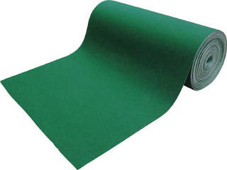 TRUSCO/トラスコ中山 【代引不可】吸油・吸水ロールマット 緑 フィルム付 幅900mmx25m TFGN-F-925