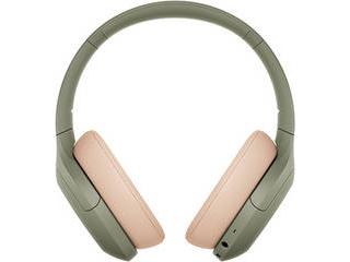 SONY/ソニー ワイヤレスノイズキャンセリングステレオヘッドセット アイリッシュグリーン WH-H910NG