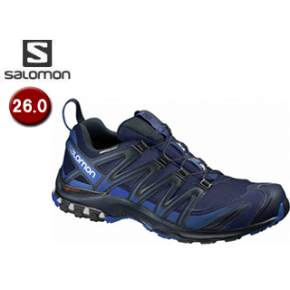 SALOMON/サロモン L39366600 XA PRO 3D CS WP 【26.0】(BLUEDEPTHS/NAUTICALBLUE/NAVY)