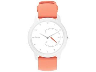 Withings ウィジングズ HWA06MODEL5ALLAS スマートウォッチ Withings Move White & Coral