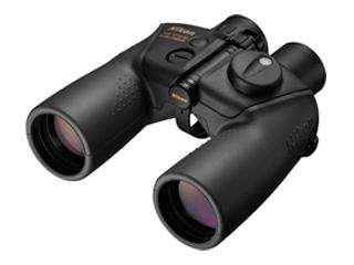 世界のどの地域で使用しても正確な方位を示すグローバルコンパスと、スケールを搭載 Nikon/ニコン 7×50CF WP GLOBAL COMPASS 双眼鏡 【7x50CF WP】
