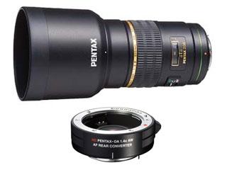 PENTAX/ペンタックス smc PENTAX-DA★ 200mm F2.8ED [IF] SDMとリアコンバーターセット【rconset】