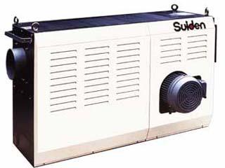 Suiden/スイデン SHD-40HB 熱風機 Hシリーズ大容量タイプ (40kw)