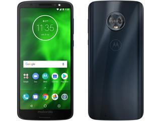【在庫限定!】Motorola/モトローラ 5.7型SIMフリースマートフォン Moto G6 PAAG0028JP ディープインディゴ