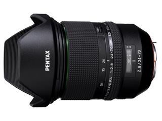 PENTAX/ペンタックス 【梱包B級品特価!】HD PENTAX-D FA 24-70mmF2.8ED SDM WR 大口径標準ズームレンズ pentaxlenscb2018
