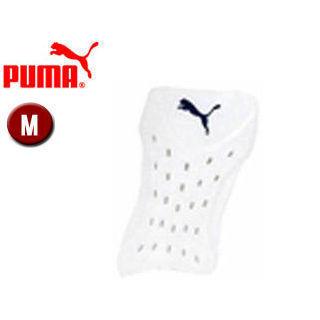 PUMA/プーマ PMJ030635-1 Ventilation Shinguard IND 【M】 (プーマホワイト/BK)