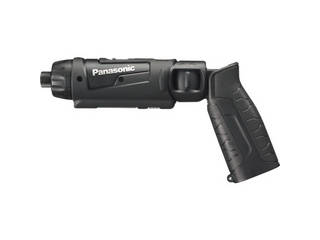 Panasonic/パナソニック 7.2V充電スティックドリルドライバー 本体のみ 黒 EZ7421X-B