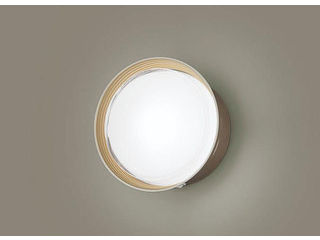 Panasonic/パナソニック LGWC81330LE1 LEDポーチライト プラチナメタリック【昼白色】【明るさセンサ付】【壁直付型】