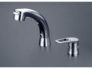 KVK/ケーブイケー 寒冷地用 シングル洗髪シャワー KM5271ZTS2