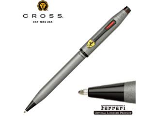 CROSS/クロス ボールペン グレー センチュリーII フォー スクーデリア・フェラーリ FR0082WG-129