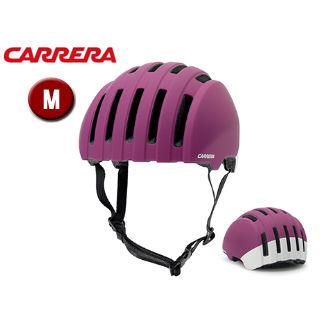 CARRERA/カレラ PRECINCT シティバイクヘルメット 【Mサイズ】 (Matte Fuchsia Ivory)