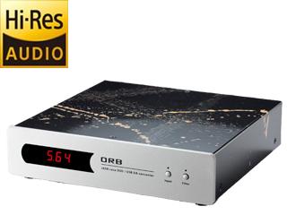 【納期にお時間がかかる場合があります】 ORB オーブ JADE casa DSD JAPAN(漆塗りモデル) USB DAコンバーター【数量限定】 ★限定品のため、完売の際はご容赦下さい