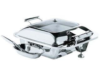 スマートチューフィング 角型(ガラス蓋仕様)15601