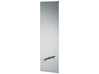 KAKUDAI/カクダイ 207-550 化粧鏡 (横水栓つき)