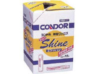 YAMAZAKI/山崎産業 【CONDOR】ワックス 樹脂ワックス エコシャイン 18L/CH-375-18LX-MB
