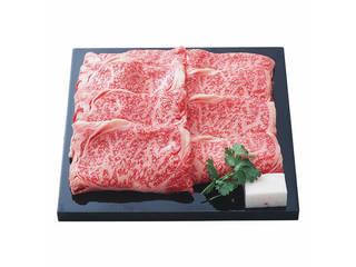 【沖縄県及び離島には配送できません】 山形牛 すき焼き用肩ロース(600g) G3