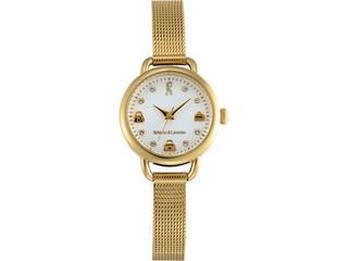 ロベルタ ロベルタ バッグモティーフ レディース腕時計 ゴールド RC7871ーB09