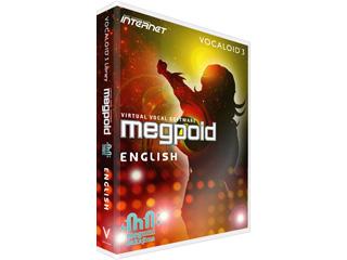 INTERNET/インターネット VOCALOID3 Megpoid English(ボーカロイド3 メグッポイド イングリッシュ) VA3LMPE01