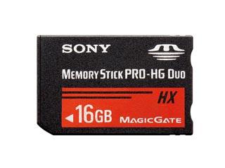 SONY/ソニー MS-HX16B メモリースティック PRO-HG デュオ HX 16GB