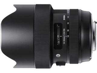 SIGMA/シグマ 14-24mm F2.8 DG HSM Art キヤノンマウント CANONマウント