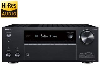 ONKYO/オンキヨー TX-NR686-B(ブラック) 7.2ch対応AVレシーバー 【Chromecast built-in対応/Google アシスタント搭載デバイスから声による操作も可能】
