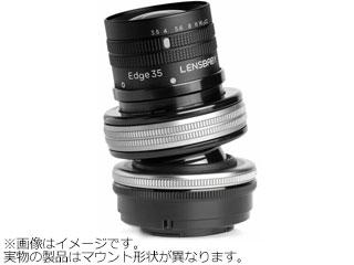 KENKO/ケンコー コンポーザープロ エッジ35 キヤノンRFマウント用 LENS BABY/レンズベビー