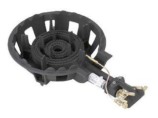 ※こちらは13A(都市ガス)専用になります。 Daiei/大栄産業 鋳物コンロDEJ-21 PSC二重/P付 12・13A(都市ガス)