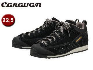 キャラバン/CARAVAN 0011241-190 GK24 【22.5】 (ブラック)
