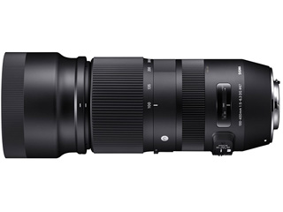 SIGMA/シグマ 100-400mm F5-6.3 DG OS HSM Contemporary キヤノンマウント CANONマウント