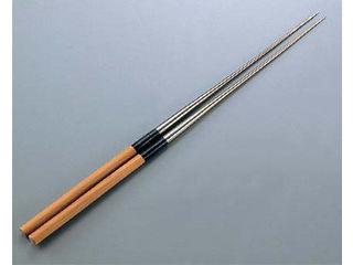 チタン 盛箸 18cm