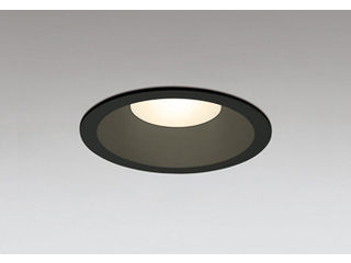 ODELIC OD361142BC LEDダウンライト ブラック【Bluetooth 調光・調色】※リモコン別売